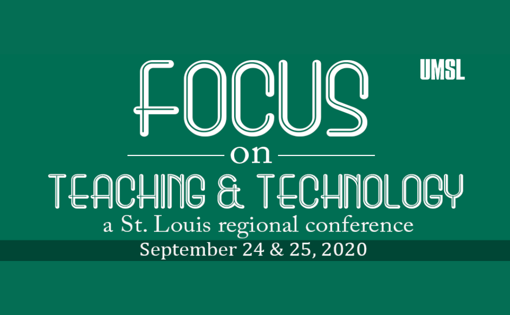 Visit Us at The 2020 Focus on Teaching and Technology Conference
